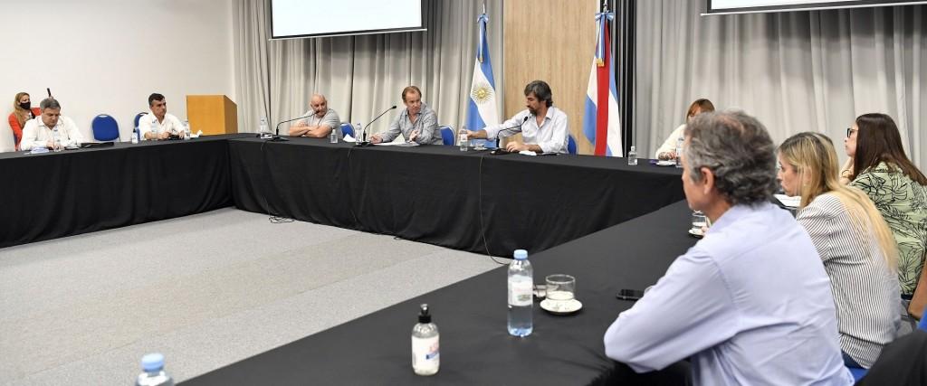 Bordet y legisladores del PJ avanzan en una agenda para el desarrollo provincial