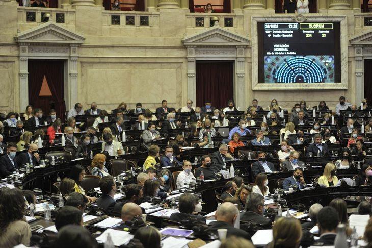 Diputados aprobó la ley de etiquetado frontal de alimentos