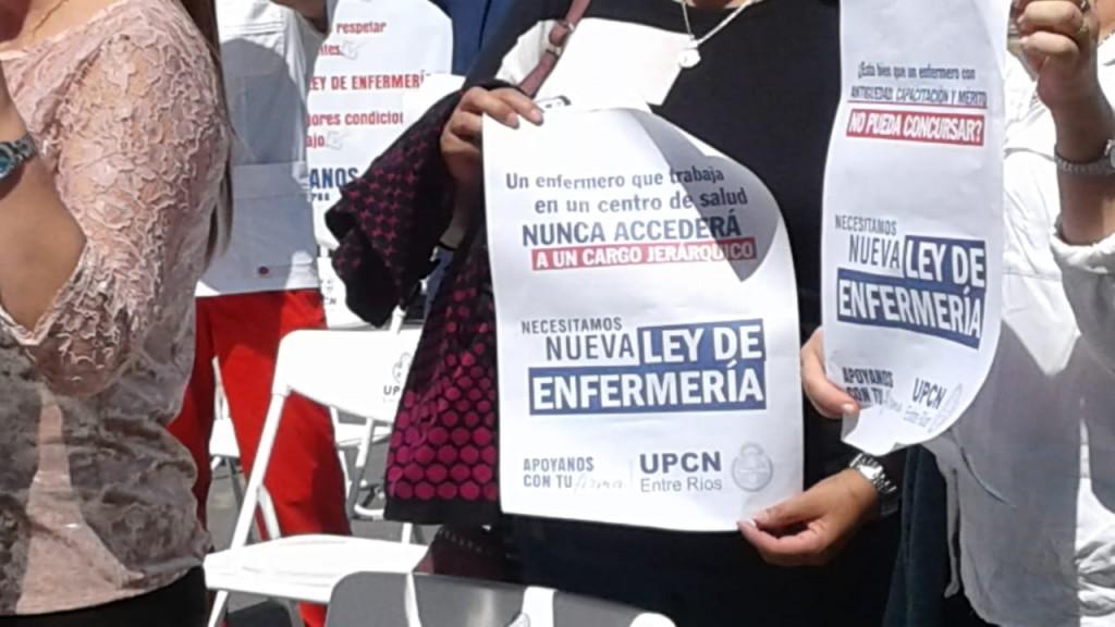Diputados sancionó la Ley de Enfermería