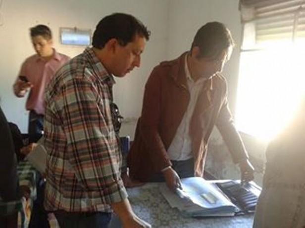ABORDAJE TERRITORIAL: Importante operativo en la localidad de Sauce de Luna