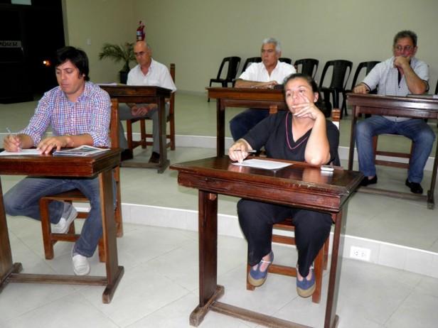 Se sesionó por anteúltima vez en el Concejo Deliberante