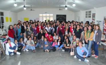 3º Encuentro de Mujeres Emprendedoras de la Red Comercial 127/12. El próximo será en Federal