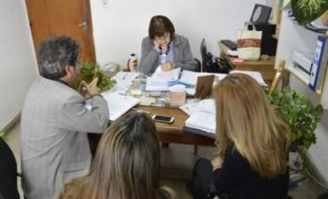 Gestión y trabajo en el Consejo General de Educación