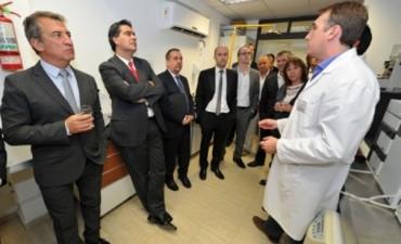 Un laboratorio entrerriano autorizará inhaladores genéricos a menor precio e igual calidad