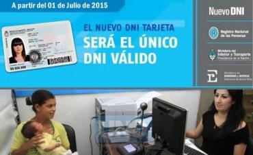 Más de un millón de entrerrianos ya tiene su nuevo documento de identidad