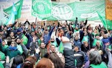Trabajadores nucleados en ATE y UPCN paran este miércoles y jueves