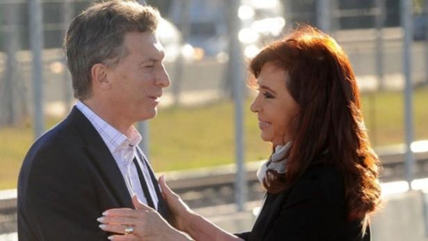 Expectativa por el encuentro entre Cristina y Macri