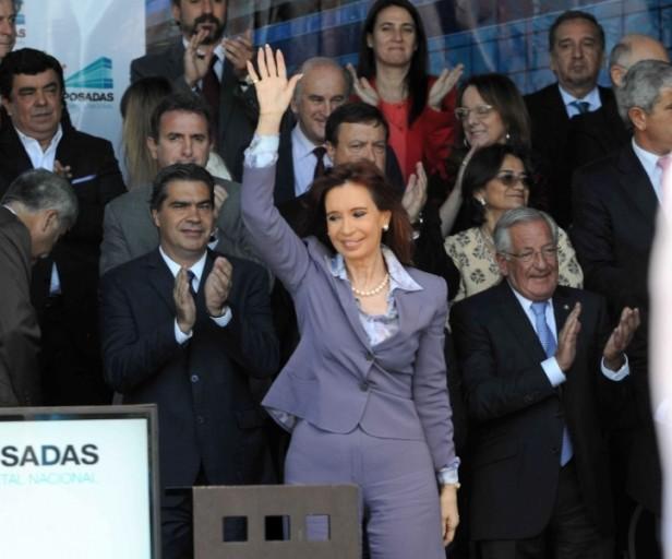 Cristina: 'Si el resultado del balotaje hubiera sido al revés, ¿habrían reaccionado como nosotros?'