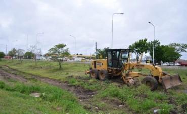 El Municipio mejora la trama vial y los distintos servicios públicos