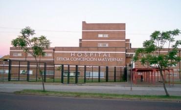 Robaron recién nacida del hospital en Concordia: La Policía detuvo a la autora