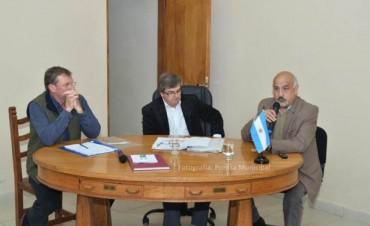 El Presidente Municipal fundamentó la presentación del Proyecto del Estatuto del personal Municipal