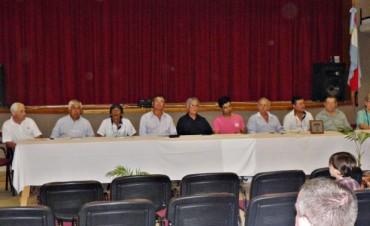 Se presentó Esencia de Pueblo la 5º edición del Círculo de Escritores Federalenses