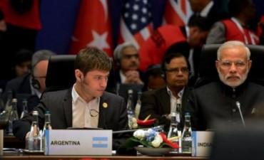 El G-20 pidió reglamentar acciones contra los fondos buitre