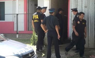 Policía Federal dio el golpe a mas de 500 kilos de marihuana de paso por la ciudad