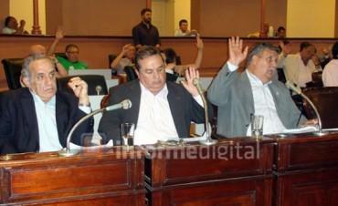 La UCR cuestiona pero sus diputados aprobaron que Macri le pague a Bordet