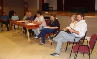 La comisión de chamamé se reunió y dio indicios del gabinete de Chapino