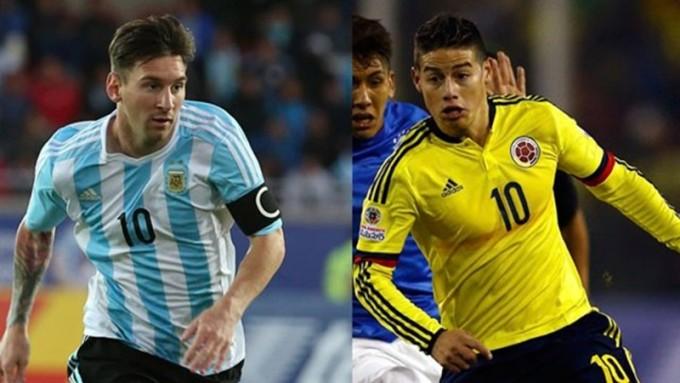 En San Juan, Argentina enfrenta a Colombia con la obligación de una victoria