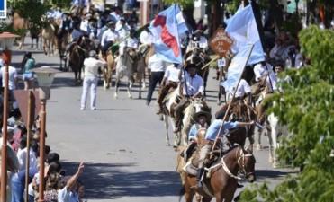 Federal celebró la edición N° 22 de la Fiesta del Hombre de Campo