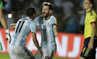 Eliminatorias: Con un Messi brillante, Argentina goleó a Colombia y se recuperó