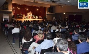 Culmino el ciclo de Teatro para Adultos en el Centro Cultural