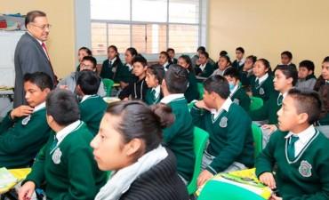 Este miércoles terminan las clases en Entre Ríos