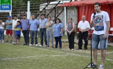 El Municipio estuvo presente en la Superfinal de Primera División local