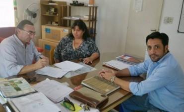 Bernardi: se firmó el convenio para la creación del Área de la Niñez