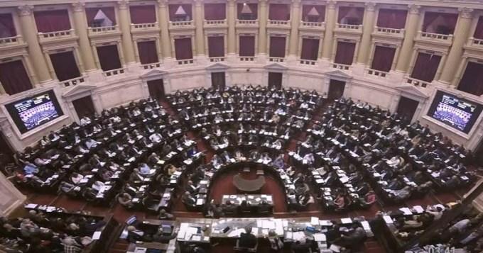 Diputados aprobaron el primer presupuesto de Macri