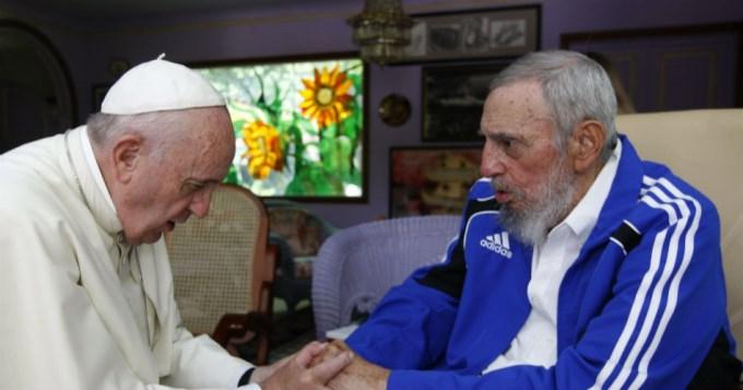 El mundo, conmovido por la muerte de Fidel