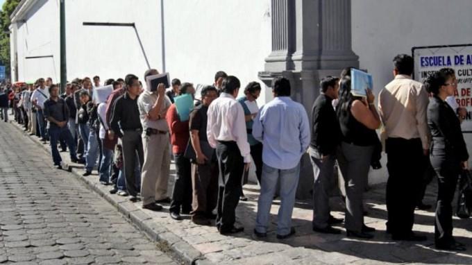 La desocupación actual es del 8,5%