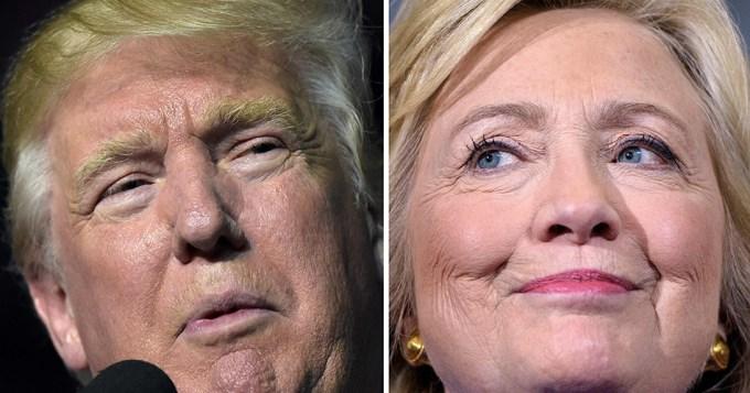 Trump pasó a Hillary en las encuestas