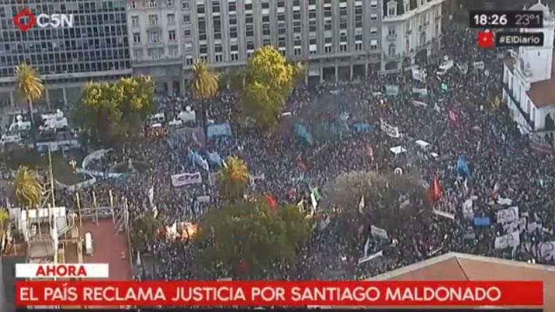 Justicia por Santiago