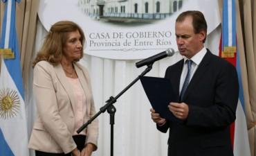 Rosario Romero ya es la nueva Ministra de Gobierno