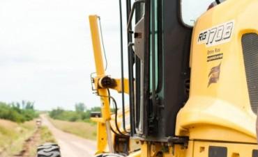 Reconstruyen caminos de uso productivo del departamento Uruguay