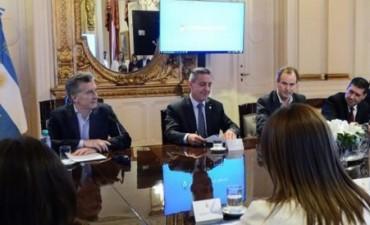 Bordet valoró en forma positiva el encuentro de Macri con los gobernadores