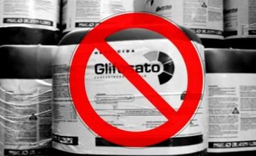 Quiere prohibir el uso del glifosato en Concordia