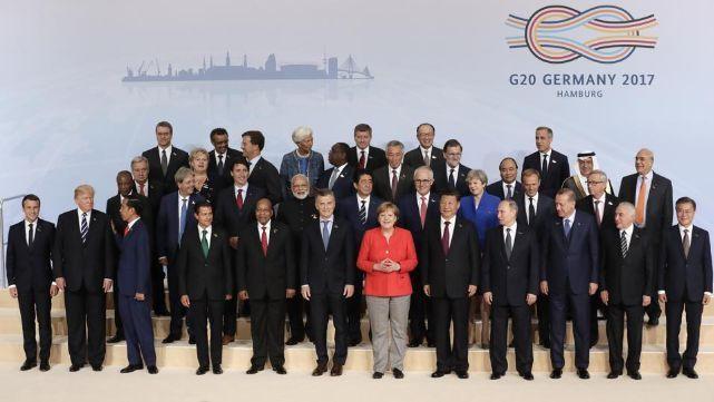 Presentan el G-20