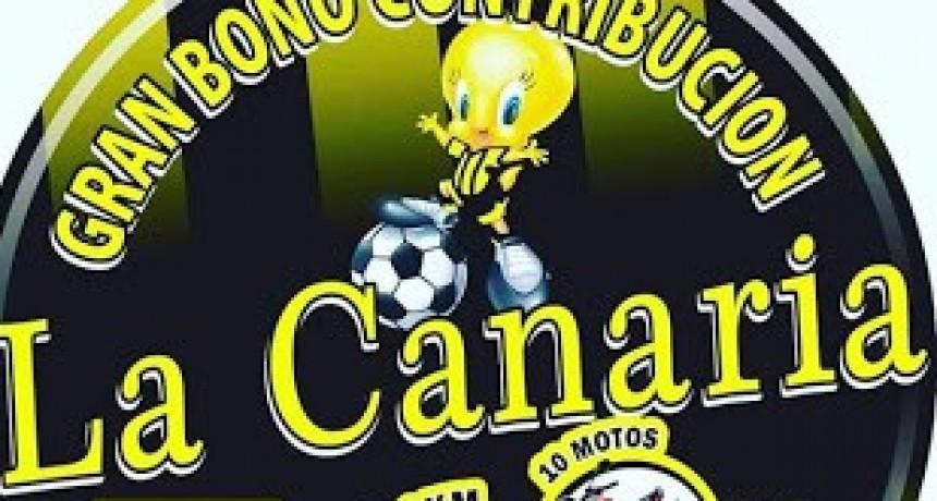 ANOCHE SORTEO LA CANARIA 2018