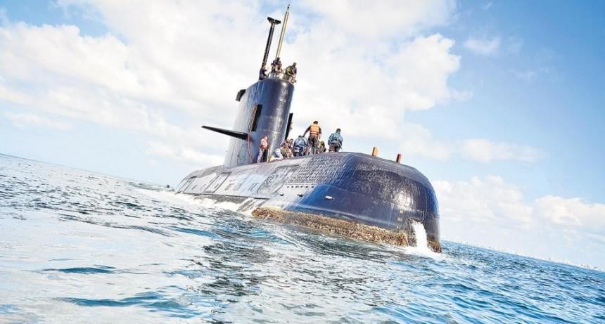 La Armada Argentina confirmó el hallazgo del submarino