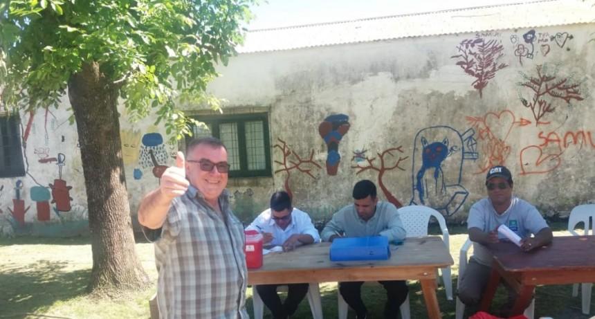 VACUNACIÓN ANTIRRÁBICA Y DESPARASITACIÓN EXTERNA DE CANINOS Y FELINOS: HOY EN COLONIA FEDERAL Y LA RINCONADA