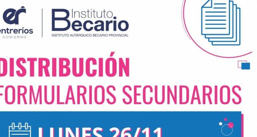 HOY LUNES EL INSTITUTO BECARIO ATIENDE EN FEDERAL