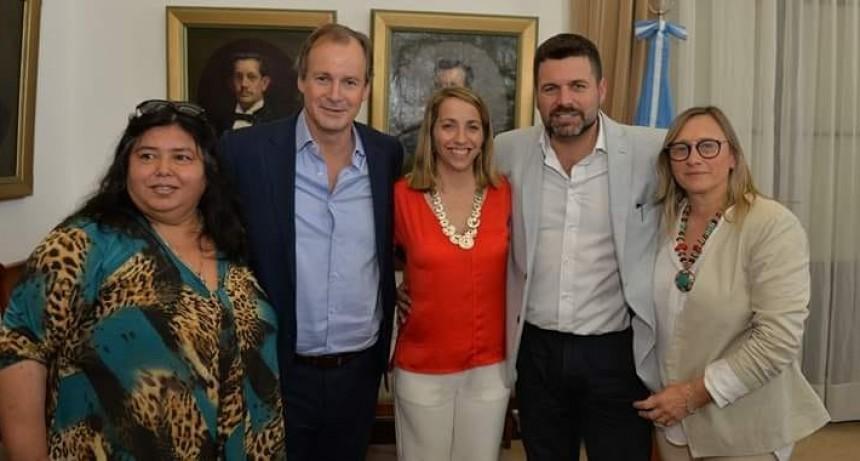 """RESIDENCIA """"MI LUGAR"""" DEL COPNAF; SE FIRMO EL CONTRATO DE OBRA"""