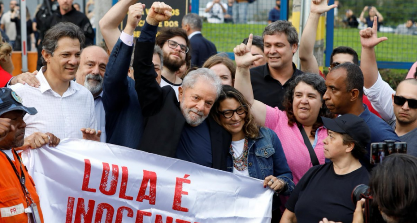 Lula livre  -