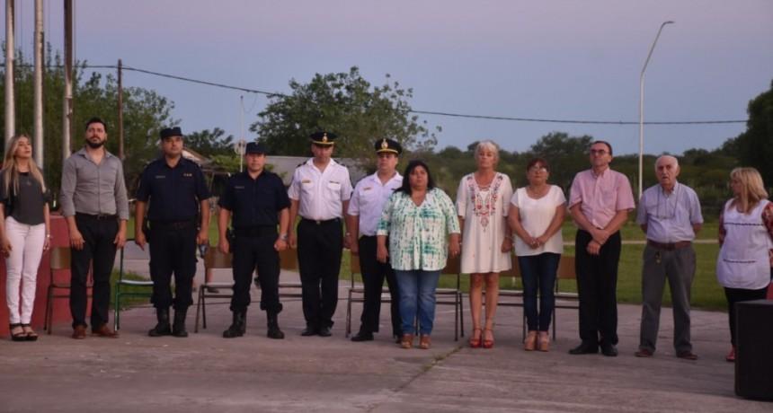 Conscripto bernardi celebró sus 105 años de fundación