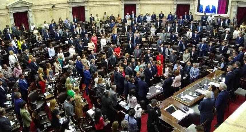 La Asamblea Legislativa proclamó el triunfo de Alberto Fernández y Cristina Kirchner