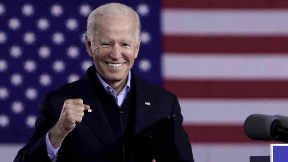 Según medios estadounidenses, Biden se proyecta ganador en Michigan y queda a un estado de la victoria