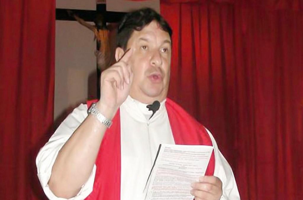 El sacerdote Escobar Gaviria fue condenado a 11 años de prisión efectiva