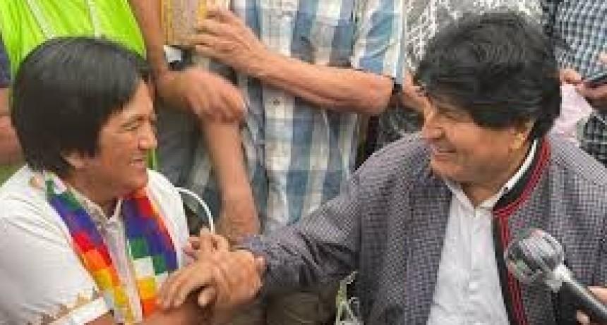 Evo Morales viajó a Jujuy: visita a Milagro Sala y encuentro con Alberto antes de volver a Bolivia