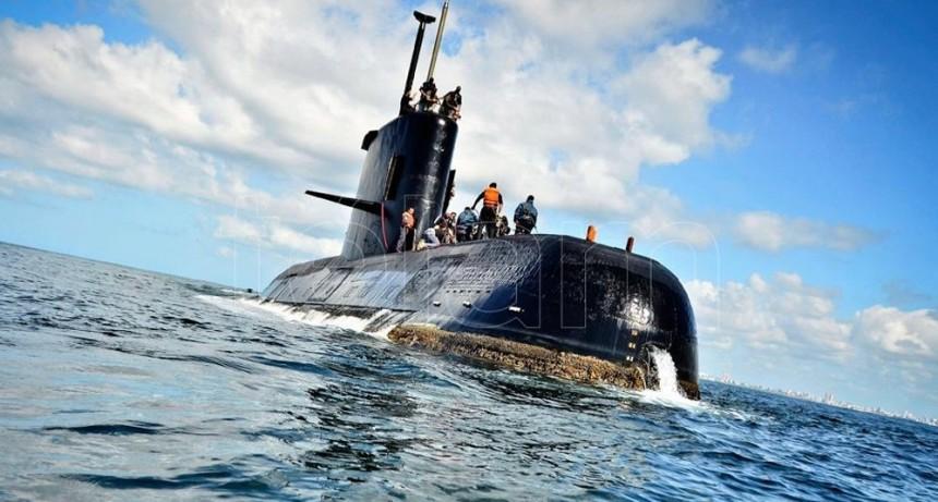 Ordenan investigar la responsabilidad de Macri, Aguad y Srur en el hundimiento del ARA San Juan