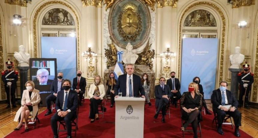 Reforma judicial: las propuestas que el consejo de asesores le presentó al Presidente